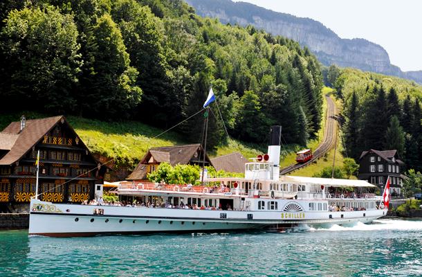 Újrakezdés Svájcban