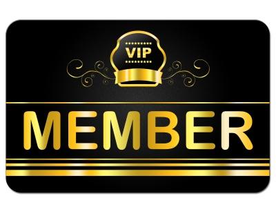 VIP Klubtagság