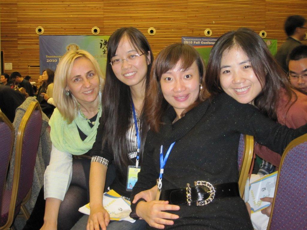 Trembácz Éva Peking